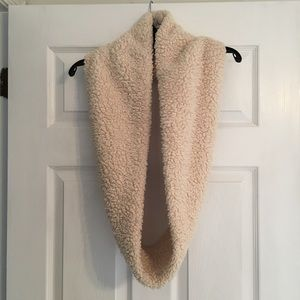 Urban Outfitters fuzzy scarf